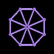 Wheel_Front.stl Download free STL file Ferris Wheel • 3D printing template, gzumwalt