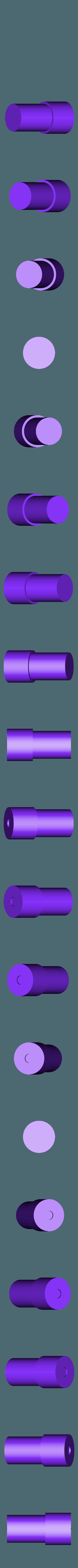 Moteur sans support (1).stl Download STL file Removable portable wind turbine • 3D printable template, younessanga