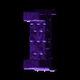 bridge_straight.stl Download free STL file Fantasy city set • 3D printable model, HeribertoValle