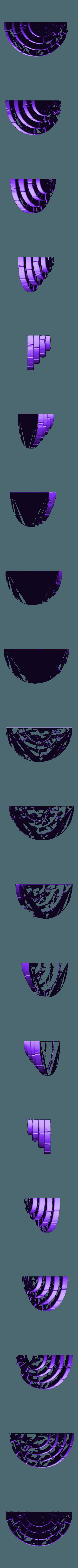 stairs_round.stl Download free STL file Fantasy city set • 3D printable model, HeribertoValle