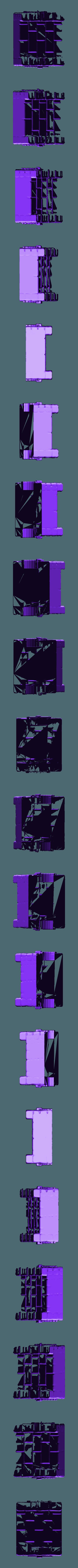 raisedsmall_drainage.stl Download free STL file Fantasy city set • 3D printable model, HeribertoValle