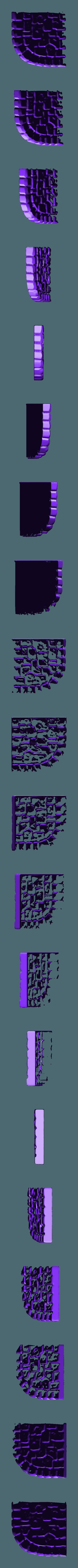street_corner.stl Download free STL file Fantasy city set • 3D printable model, HeribertoValle