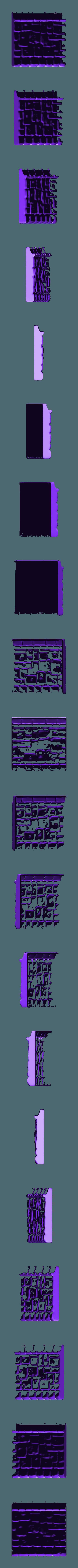 street_drain.stl Download free STL file Fantasy city set • 3D printable model, HeribertoValle