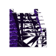 stairstobridgetransition.stl Download free STL file Fantasy city set • 3D printable model, HeribertoValle