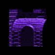 underbridge_passage.stl Download free STL file Fantasy city set • 3D printable model, HeribertoValle