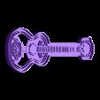 guitar_coco_cut_cookie v1.stl Download STL file Coco guitarra • 3D printable model, Blop3D