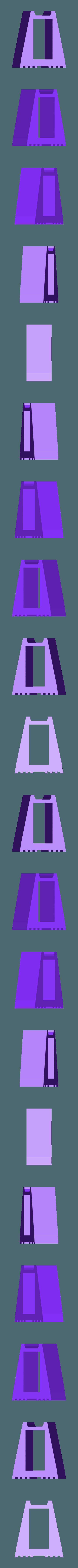 FANHOLE.stl Download free STL file Pedestal Fan holder (stand) • 3D printable design, ICTAvatar