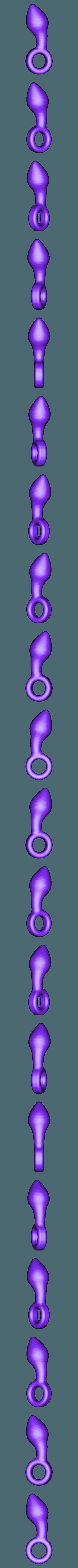 GspotPlug.STL Download STL file Gspot Plug Massa • 3D printable object, CoaBarba