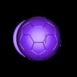 huchafutbol.stl Download STL file Soccer Ball Money Box • Object to 3D print, manrod3d