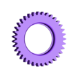 BRG-Gear35-21-5-101.stl Download STL file Main-Gear-Box, for Helicopter, Full metal bearing type • 3D printing object, konchan77