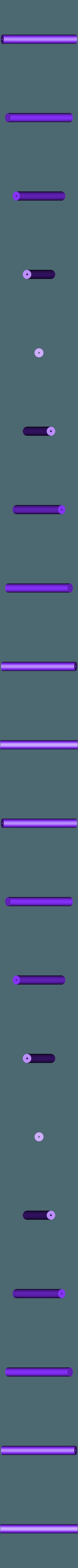 300x300x350 - Red - Grip (Smooth).stl Download STL file Final Fantasy VII - Buster Sword - Bracelet - Shoulder pad  • 3D print model, 3Dutchie