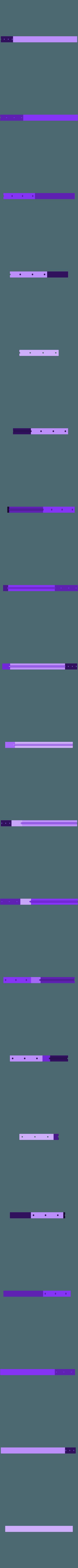 300x300x350 - Black - Blade - Part 2.stl Download STL file Final Fantasy VII - Buster Sword - Bracelet - Shoulder pad  • 3D print model, 3Dutchie