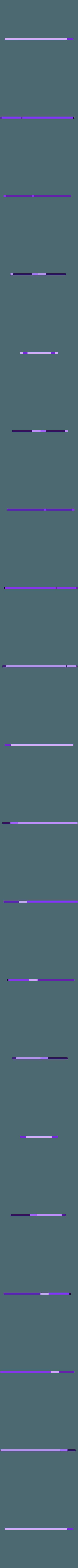 300x300x350 - Gold - Blade Decal (Advent Children).stl Download STL file Final Fantasy VII - Buster Sword - Bracelet - Shoulder pad  • 3D print model, 3Dutchie