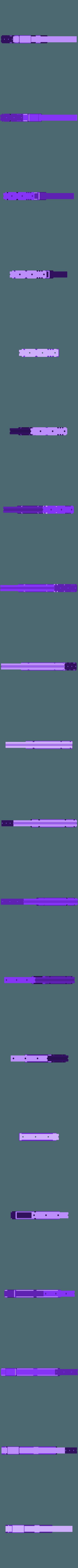 300x300x350 - Black - Blade - Part 4.stl Download STL file Final Fantasy VII - Buster Sword - Bracelet - Shoulder pad  • 3D print model, 3Dutchie