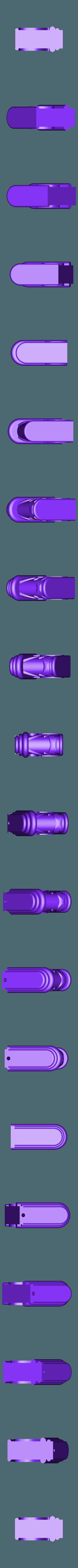 300x300x350 - Gold - Handle Decoration left (Advent Children).stl Download STL file Final Fantasy VII - Buster Sword - Bracelet - Shoulder pad  • 3D print model, 3Dutchie