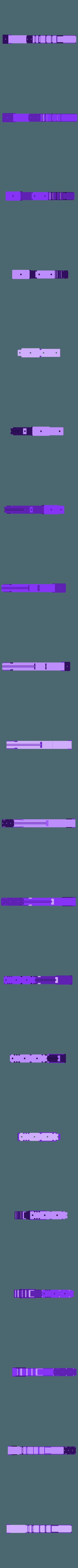 300x300x350 - Black - Blade - Part 5 (Advent Children).stl Download STL file Final Fantasy VII - Buster Sword - Bracelet - Shoulder pad  • 3D print model, 3Dutchie