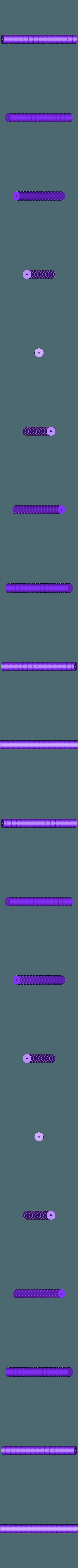 300x300x350 - Red - Grip.stl Download STL file Final Fantasy VII - Buster Sword - Bracelet - Shoulder pad  • 3D print model, 3Dutchie