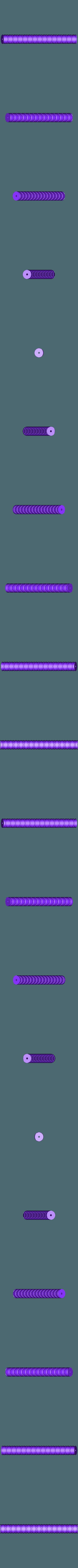 300x300x350 - Red - Grip V2.stl Download STL file Final Fantasy VII - Buster Sword - Bracelet - Shoulder pad  • 3D print model, 3Dutchie