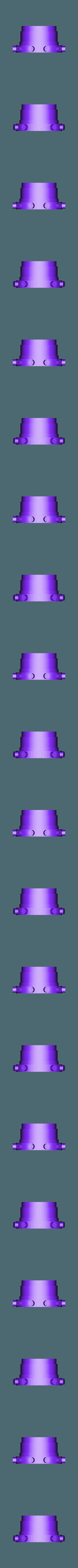 Black - Bracelet - Half.stl Download STL file Final Fantasy VII - Buster Sword - Bracelet - Shoulder pad  • 3D print model, 3Dutchie