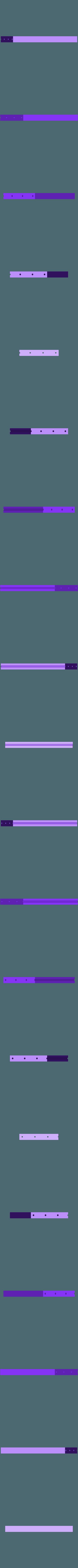 300x300x350 - Black - Blade - Part 3.stl Download STL file Final Fantasy VII - Buster Sword - Bracelet - Shoulder pad  • 3D print model, 3Dutchie