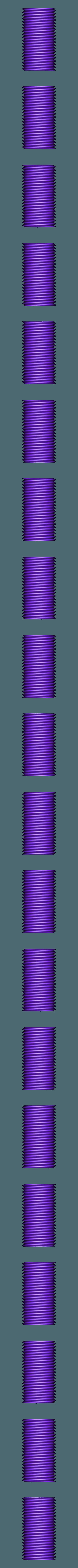 Silver - Shoulder pad - Screw (4x).stl Download STL file Final Fantasy VII - Buster Sword - Bracelet - Shoulder pad  • 3D print model, 3Dutchie