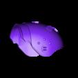 Black - Shoulder pad - Pad.stl Download STL file Final Fantasy VII - Buster Sword - Bracelet - Shoulder pad  • 3D print model, 3Dutchie