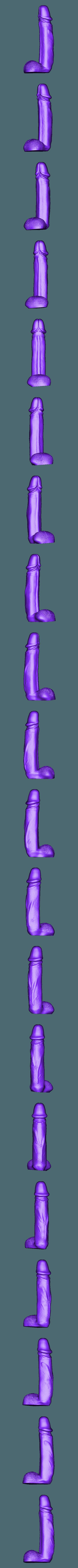 sex homme.stl Download STL file penis, sex • 3D print object, syl39
