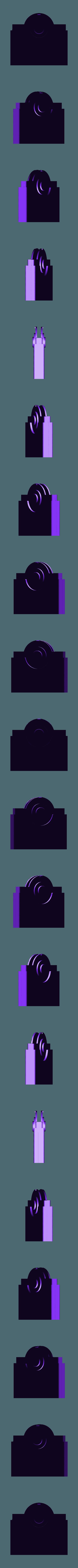 final_small_box_bottom.stl Télécharger fichier STL gratuit Boîte d'appoint Pokemon TCG Booster Box • Objet à imprimer en 3D, jvanier
