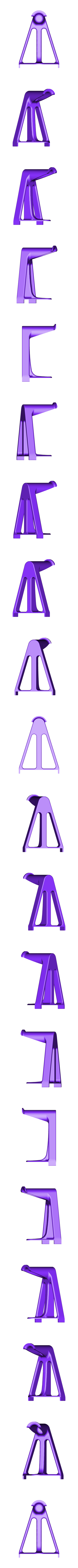 TEVO_Tornado_Filament_Holder.STL Download free STL file TEVO Tornado Filament Holder • 3D printable model, 3D_Cre8or