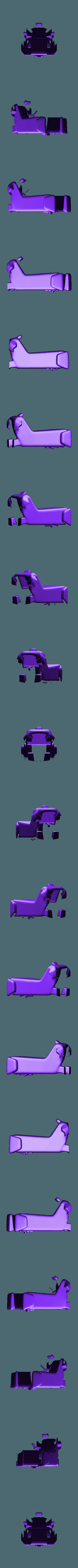 DOGGYsitting_red1.stl Download free STL file Un cane (a dog) seduto • 3D printing model, thePixelsChips