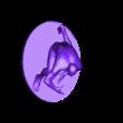Human_pen_holder_with_base.obj Download OBJ file Human pen holder V1.0 • 3D printer template, Alessandro_Palma
