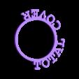 LRing100Cover.stl Download STL file D&D Condition Rings • 3D printable design, Jinja