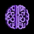 BRAIN.stl Download free STL file Text Flip, Brain • 3D printer object, MrP023