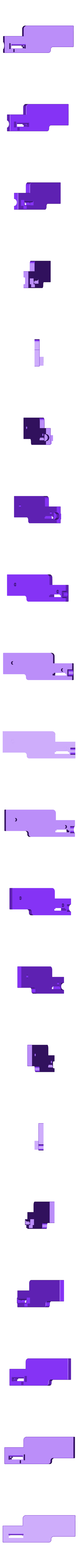 MG_hinten_rechts.stl Download free STL file Machine Gun Spandau MG08 • 3D print object, wersy