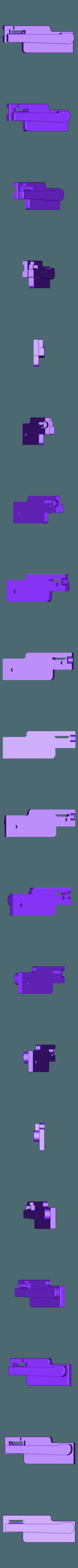 MG_hinten_links.stl Download free STL file Machine Gun Spandau MG08 • 3D print object, wersy