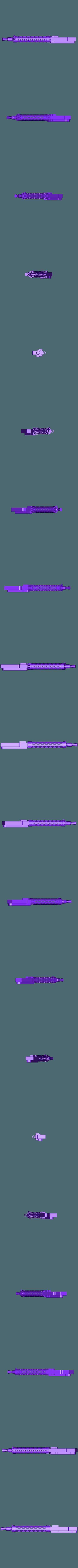 MG_komplett.stl Download free STL file Machine Gun Spandau MG08 • 3D print object, wersy