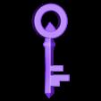 Skyward_Sword_Small_Key.stl Download free STL file The Legend of Zelda: Skyward Sword Small Key • 3D printer model, amarkin