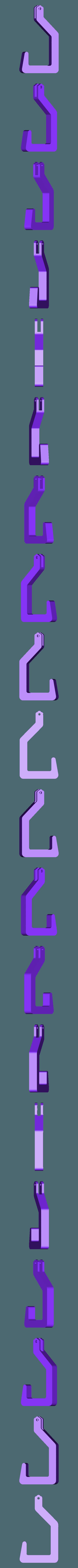 ow_handle.stl Download free STL file OneWheel Hook Handle • Model to 3D print, jbrum360