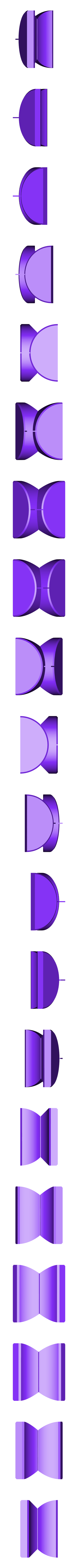 lément_9_chanfrein.stl Download free STL file CUBE puzzle • 3D printer model, NOP21