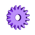 pignon_conique_1_-_B.stl Download free STL file Head with 4 bevel gears • 3D print template, NOP21