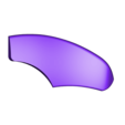 plaquette_avant.stl Download free STL file Folding Astroller knife with locking catch • 3D printer design, NOP21