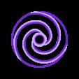 disque_de_base_3.stl Download free STL file Spiral optic illusion 2 • 3D printing design, NOP21