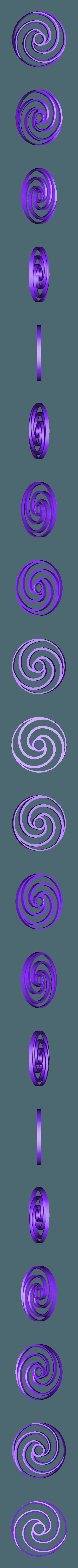 disque_sup__3_.stl Download free STL file Spiral optic illusion 2 • 3D printing design, NOP21