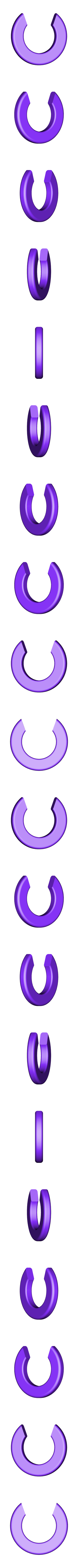 clip_illusion_.stl Download free STL file Spiral optic illusion 2 • 3D printing design, NOP21