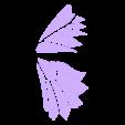 léments_aile_droite.stl Download free STL file Blue Butterfly • 3D print design, NOP21