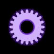 pignon_satellite.stl Download free STL file planetary gear • 3D printable model, NOP21