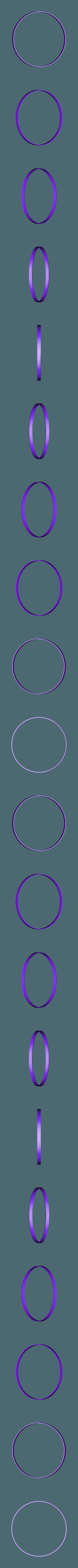 cerclage_acier.stl Download free STL file A spinning wheel • 3D printing template, NOP21