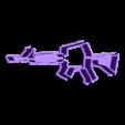 m4.stl Download STL file Fortnite Cookie Cutter Set • 3D printing template, davidruizo