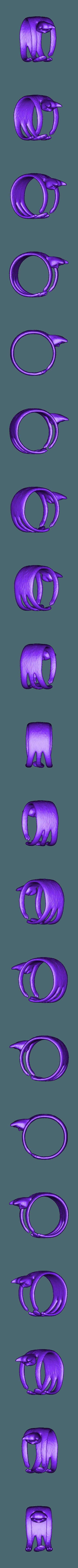 file_83748d6a0f00d9a0ad59f88ae601c5eb_3925.stl Download free STL file Cute Cat Ring • 3D print design, KiDanielGust3