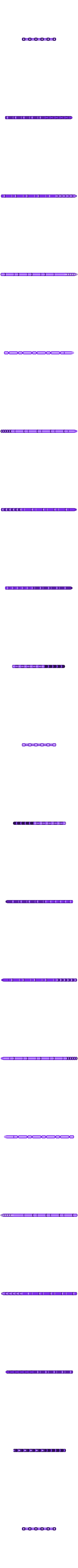 ZDungeon_DoorTab_A.stl Download free STL file ZDungeon (experimental dungeon tiles) • 3D printable object, Dutchmogul